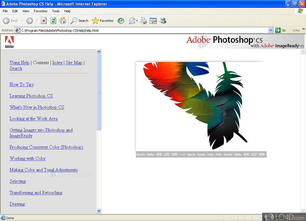 download photoshop 8 free full version